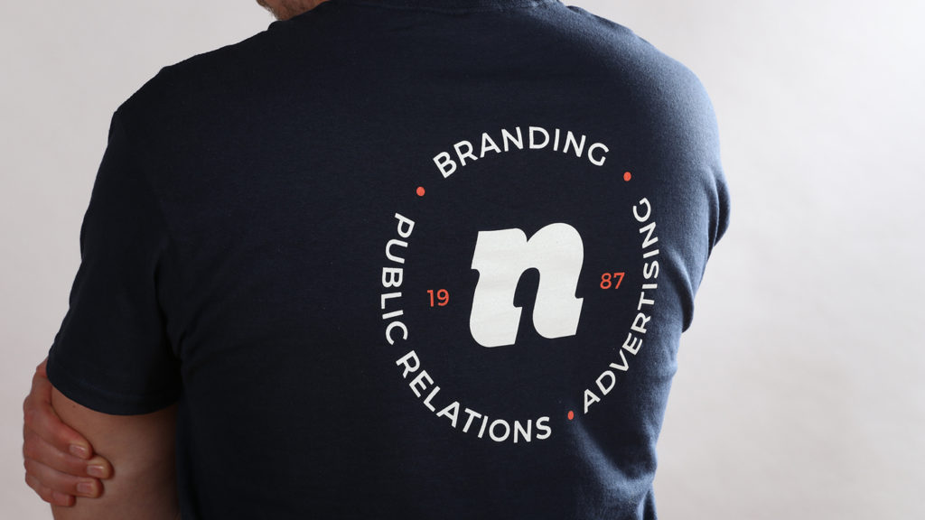 Shirts for the Neff rebrand